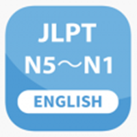 JLPT in English ( android )